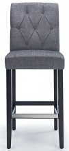 Rockport Bar Stool Charcoal