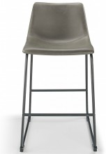 Calia Bar Stool Grey