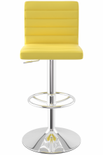 Sydney Bar Stool Yellow