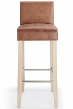 Steffano Bar Stool Tan