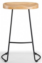 Cult Bar Stool Natural