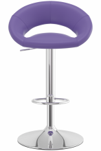 Sorrento Bar Stool Purple