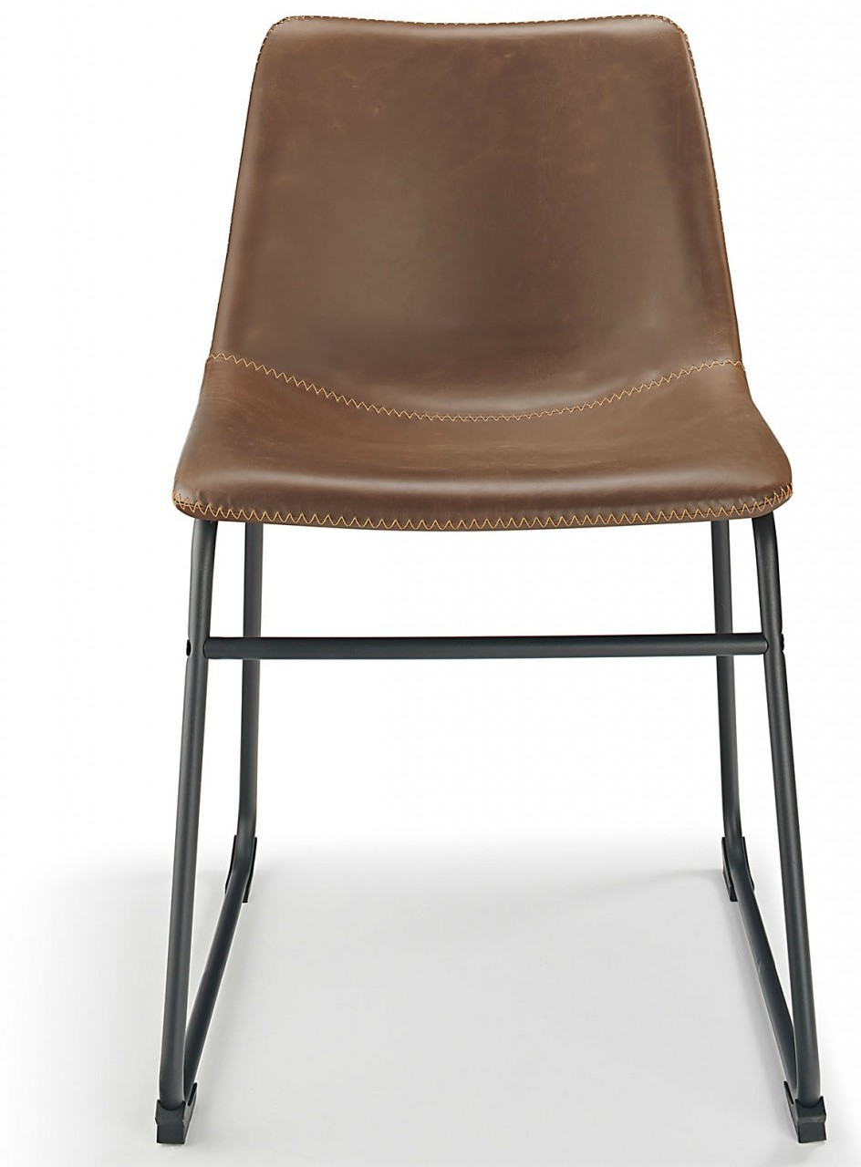 Calia Dining Chair Brown