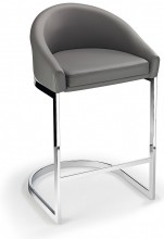 Ikon Bar Stool Grey
