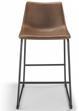 Calia Bar Stool Brown