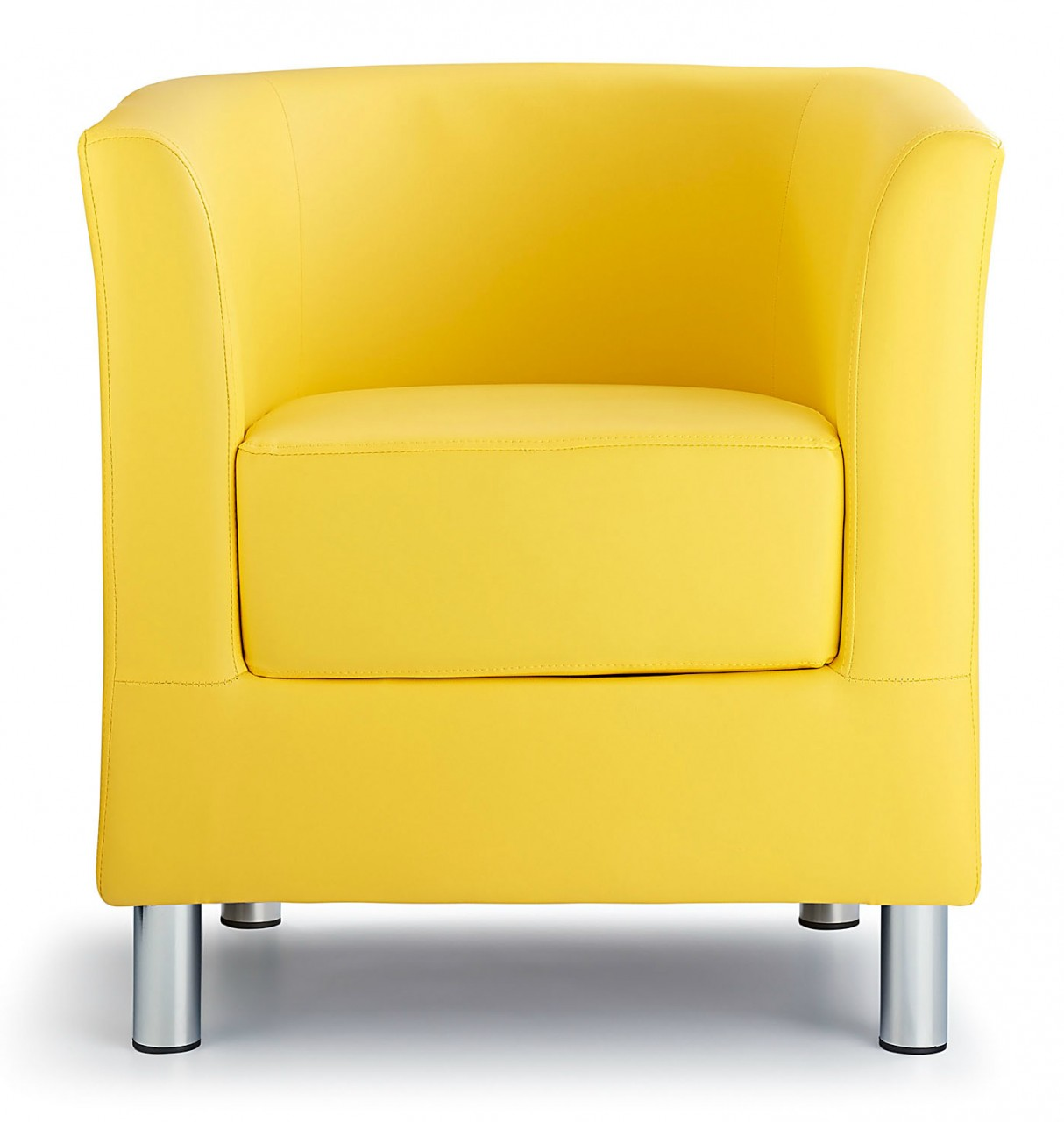 Designer Tub Chair Yellow