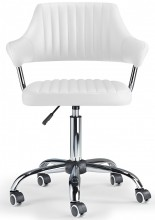 Aviator Desk Chair White